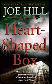 The Heart-Shaped Box by Joe Hill
