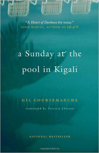 A Sunday At The Pool At Kigali - Gil Courtemanche