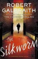 he Silkworm - Robert Galbraith (aka JK Rowling)