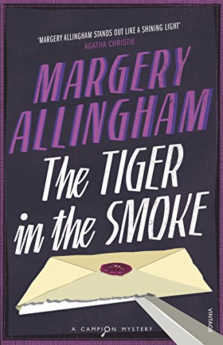The Tiger In The smoke - Margery Allingham