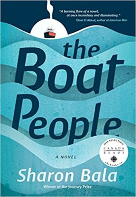 The Boat People - Sharon Bala