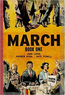 March, Volumes 1-3 - John Lewis, Andre Aydin & NatePowell