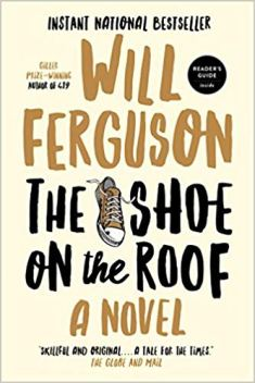 The Shoe On The Roof - Will Ferguson