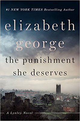 The Punishment She Deserves - Elizabeth George