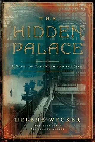 The Hidden Palace – HeleneWecker