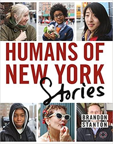 Humans of New York City Stories – BrandonStanton